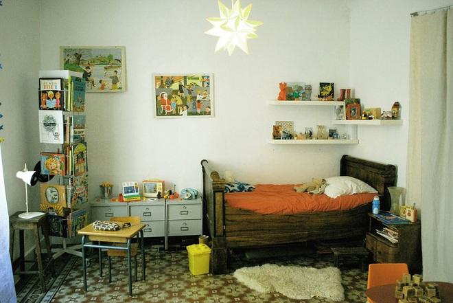 Góc học lỏm: Biến tấu phòng ngủ của bé theo phong cách vintage vô cùng hấp dẫn - Ảnh 6.