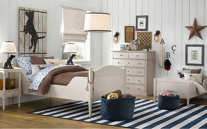 Góc học lỏm: Biến tấu phòng ngủ của bé theo phong cách vintage vô cùng hấp dẫn - Ảnh 10.