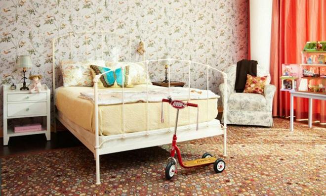 Góc học lỏm: Biến tấu phòng ngủ của bé theo phong cách vintage vô cùng hấp dẫn - Ảnh 12.
