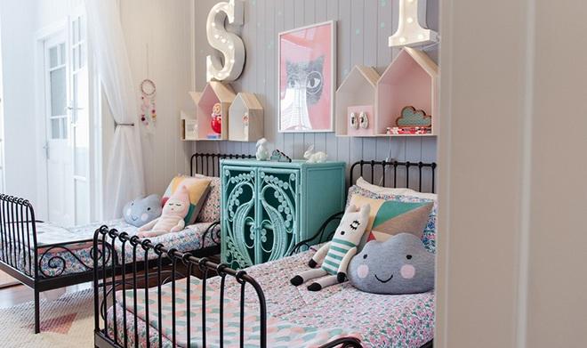 Góc học lỏm: Biến tấu phòng ngủ của bé theo phong cách vintage vô cùng hấp dẫn - Ảnh 13.