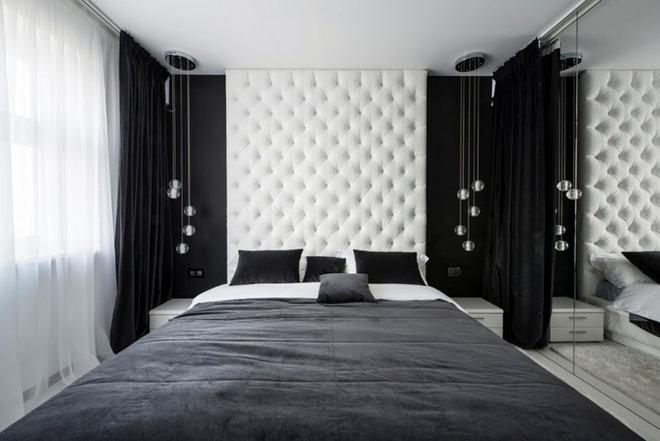 7 cách trang trí đầu giường tạo điểm nhấn cho phòng ngủ - Ảnh 5.