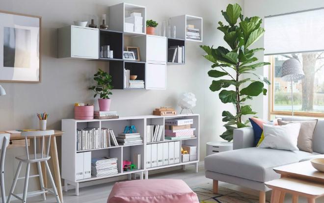 3 nguyên tắc giúp bạn dù có chi phí eo hẹp vẫn có thể thiết kế phòng khách đẹp như mơ - Ảnh 1.