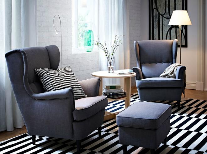 3 nguyên tắc giúp bạn dù có chi phí eo hẹp vẫn có thể thiết kế phòng khách đẹp như mơ - Ảnh 12.