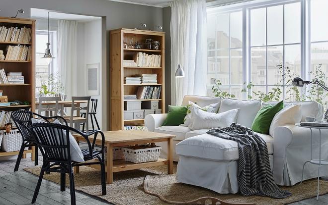 Đây là những phòng khách đẹp như trong mơ mà bạn có thể thiết kế khi có chi phí eo hẹp - Ảnh 3.