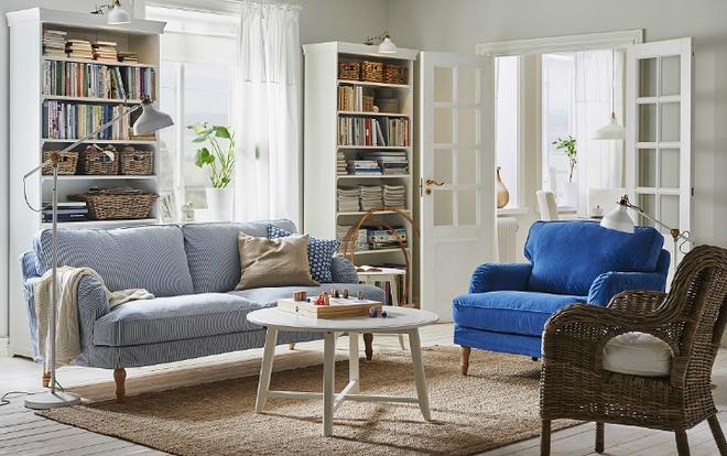 Đây là những phòng khách đẹp như trong mơ mà bạn có thể thiết kế khi có chi phí eo hẹp - Ảnh 8.
