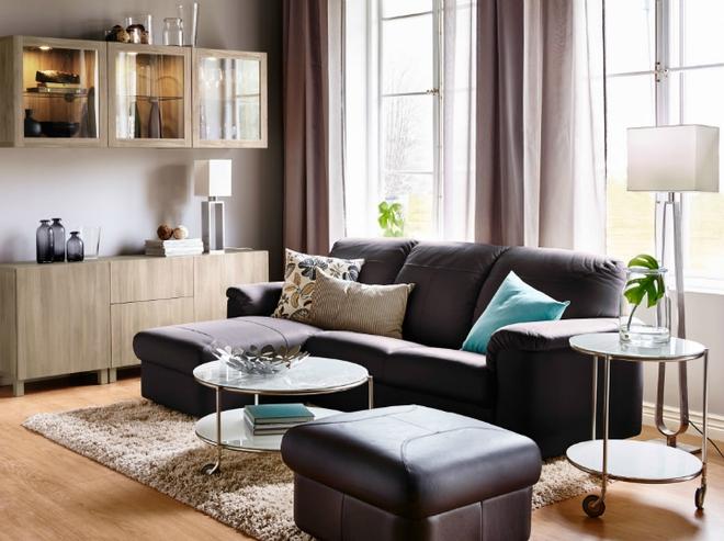 Đây là những phòng khách đẹp như trong mơ mà bạn có thể thiết kế khi có chi phí eo hẹp - Ảnh 10.