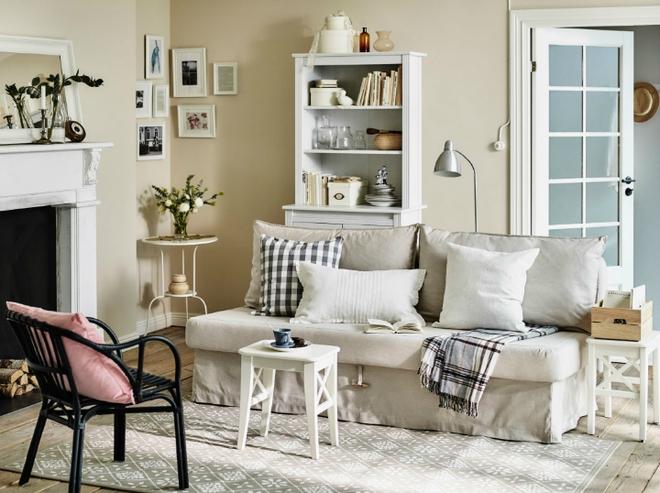 Đây là những phòng khách đẹp như trong mơ mà bạn có thể thiết kế khi có chi phí eo hẹp - Ảnh 11.