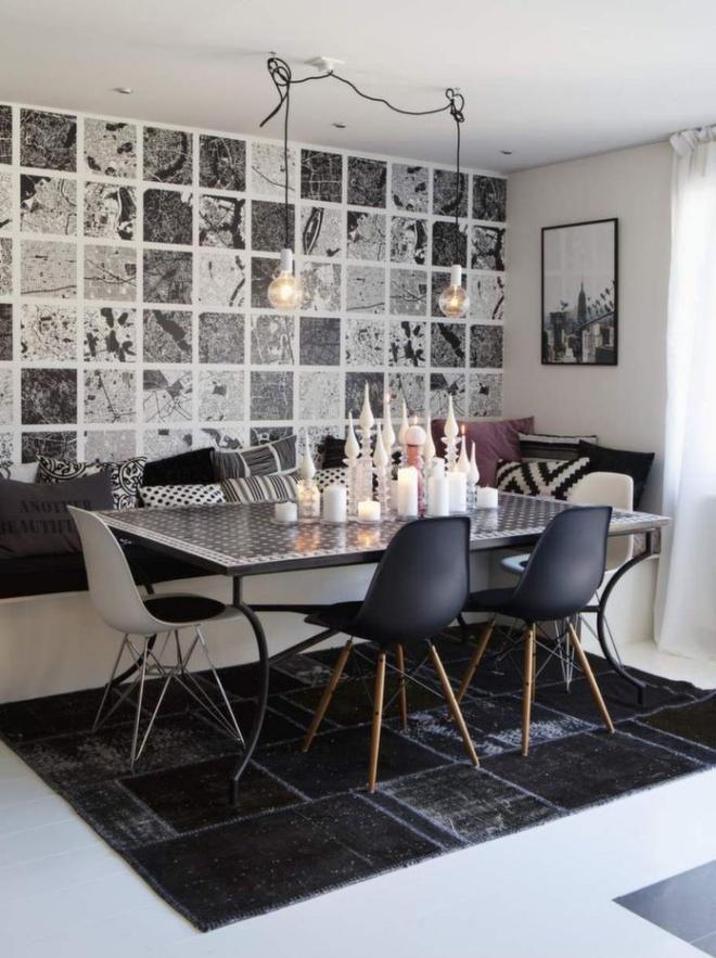 10 lời khuyên ai cũng có thể áp dụng để có phòng ăn đẹp tinh tế trong căn nhà nhỏ - Ảnh 3.