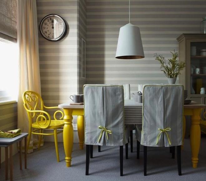 10 lời khuyên ai cũng có thể áp dụng để có phòng ăn đẹp tinh tế trong căn nhà nhỏ - Ảnh 4.