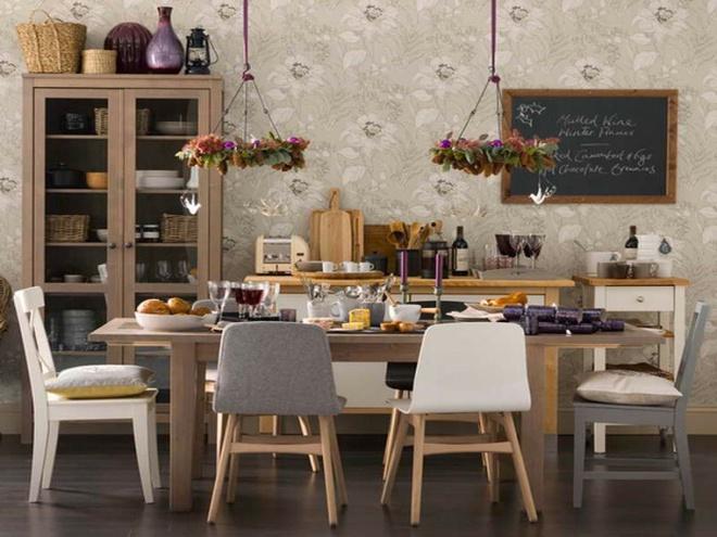 10 lời khuyên ai cũng có thể áp dụng để có phòng ăn đẹp tinh tế trong căn nhà nhỏ - Ảnh 5.