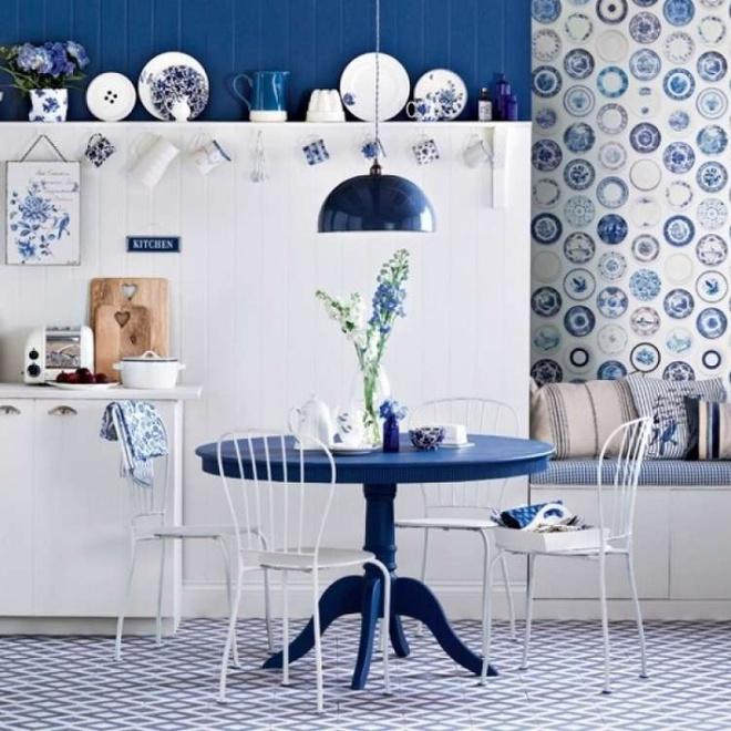 10 lời khuyên ai cũng có thể áp dụng để có phòng ăn đẹp tinh tế trong căn nhà nhỏ - Ảnh 6.