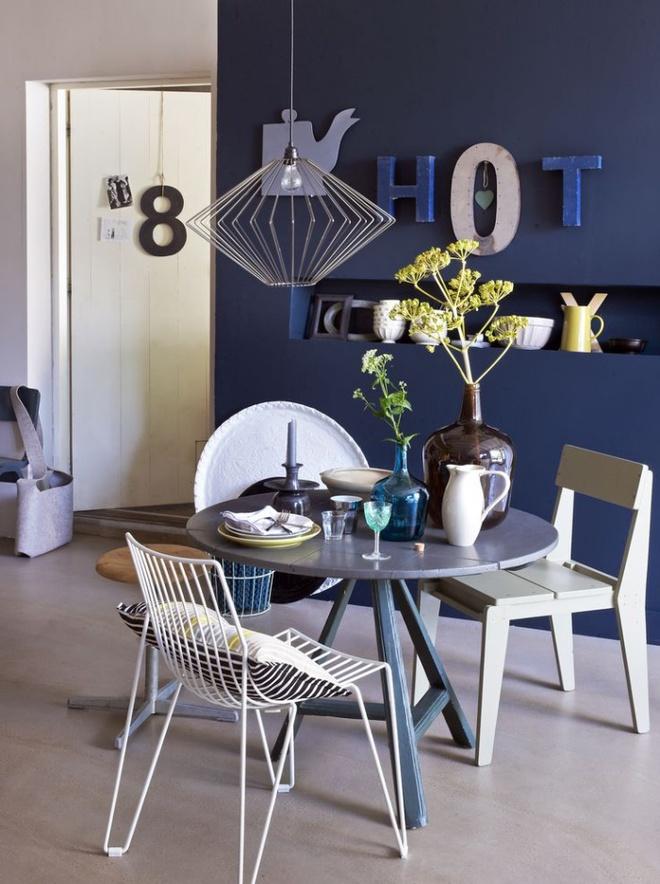 10 lời khuyên ai cũng có thể áp dụng để có phòng ăn đẹp tinh tế trong căn nhà nhỏ - Ảnh 7.