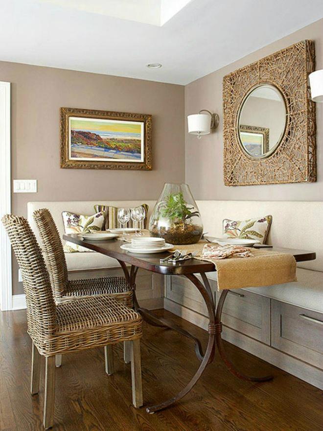10 lời khuyên ai cũng có thể áp dụng để có phòng ăn đẹp tinh tế trong căn nhà nhỏ - Ảnh 10.