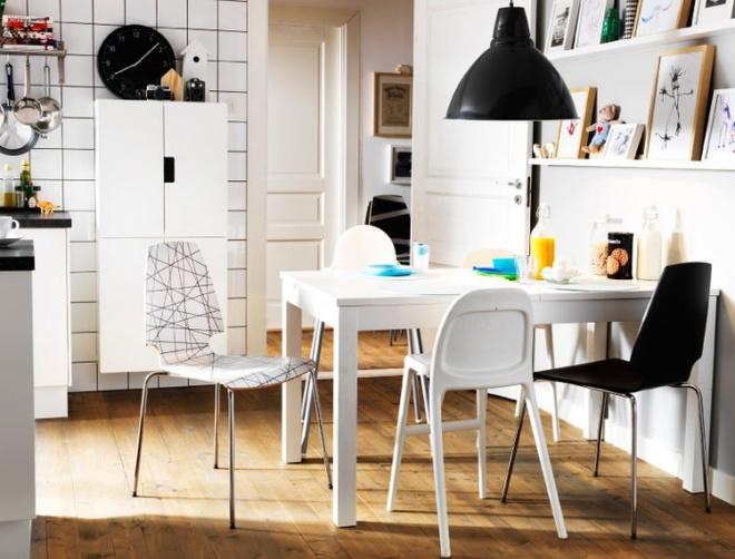 10 lời khuyên ai cũng có thể áp dụng để có phòng ăn đẹp tinh tế trong căn nhà nhỏ - Ảnh 17.