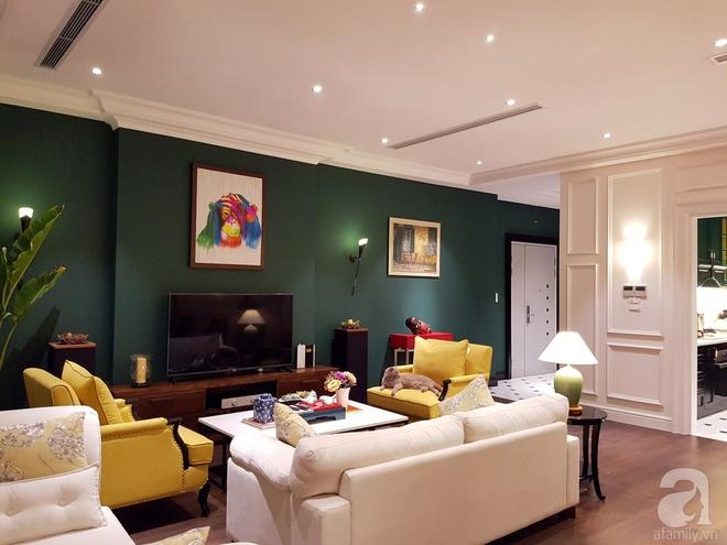 Căn hộ 230m² có phong cách nội thất mang đậm dấu ấn phương Tây của vợ chồng trẻ ở Hà Nội - Ảnh 3.