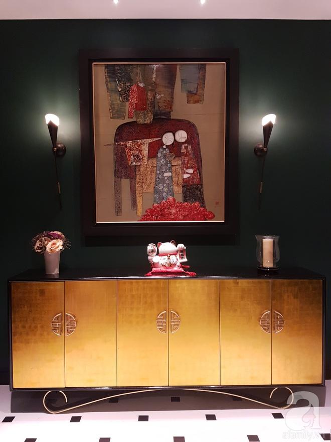 Căn hộ 230m² có phong cách nội thất mang đậm dấu ấn phương Tây của vợ chồng trẻ ở Hà Nội - Ảnh 4.