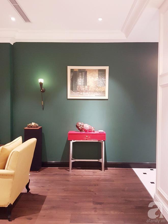 Căn hộ 230m² có phong cách nội thất mang đậm dấu ấn phương Tây của vợ chồng trẻ ở Hà Nội - Ảnh 5.
