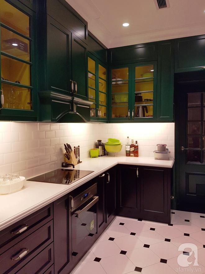 Căn hộ 230m² có phong cách nội thất mang đậm dấu ấn phương Tây của vợ chồng trẻ ở Hà Nội - Ảnh 6.