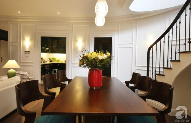 Căn hộ 230m² có phong cách nội thất mang đậm dấu ấn phương Tây của vợ chồng trẻ ở Hà Nội - Ảnh 7.