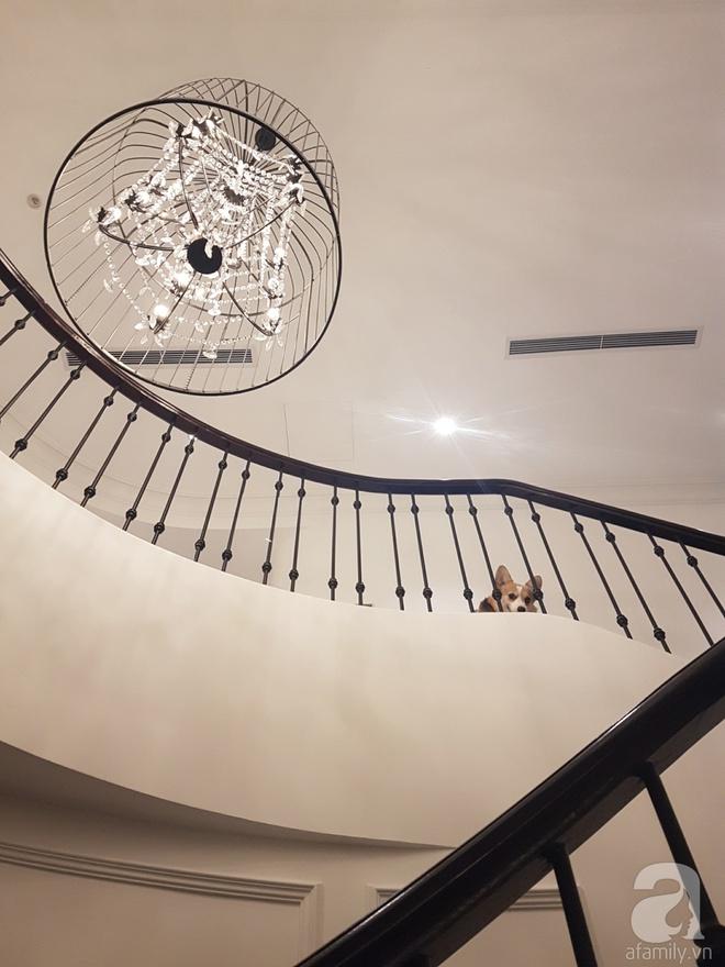 Căn hộ 230m² có phong cách nội thất mang đậm dấu ấn phương Tây của vợ chồng trẻ ở Hà Nội - Ảnh 8.