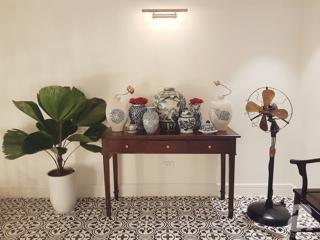 Căn hộ 230m² có phong cách nội thất mang đậm dấu ấn phương Tây của vợ chồng trẻ ở Hà Nội - Ảnh 11.