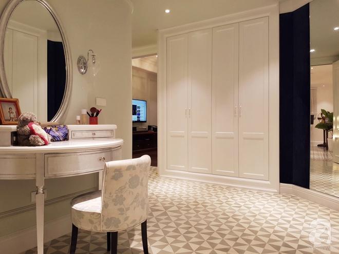 Căn hộ 230m² có phong cách nội thất mang đậm dấu ấn phương Tây của vợ chồng trẻ ở Hà Nội - Ảnh 12.