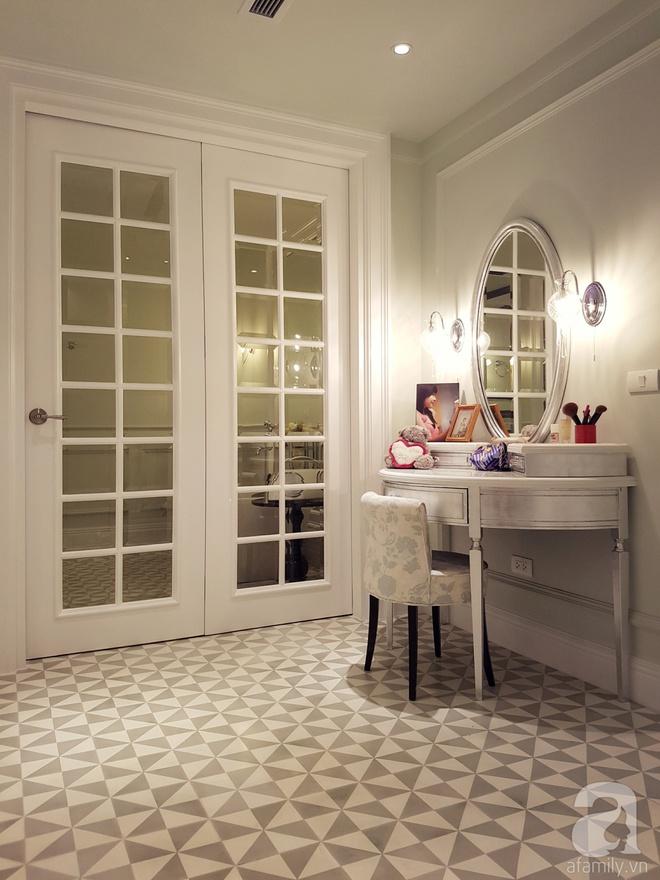 Căn hộ 230m² có phong cách nội thất mang đậm dấu ấn phương Tây của vợ chồng trẻ ở Hà Nội - Ảnh 13.