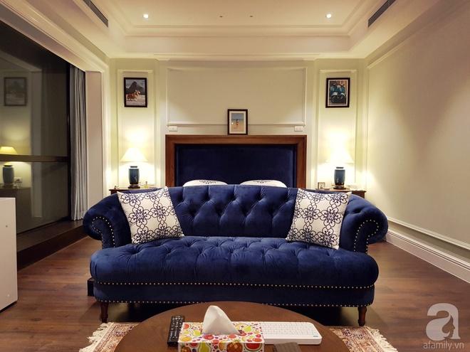 Căn hộ 230m² có phong cách nội thất mang đậm dấu ấn phương Tây của vợ chồng trẻ ở Hà Nội - Ảnh 14.