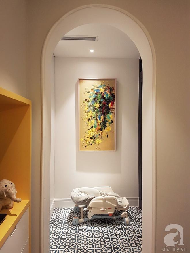 Căn hộ 230m² có phong cách nội thất mang đậm dấu ấn phương Tây của vợ chồng trẻ ở Hà Nội - Ảnh 15.