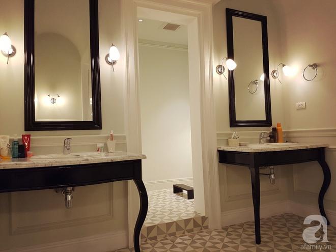 Căn hộ 230m² có phong cách nội thất mang đậm dấu ấn phương Tây của vợ chồng trẻ ở Hà Nội - Ảnh 19.
