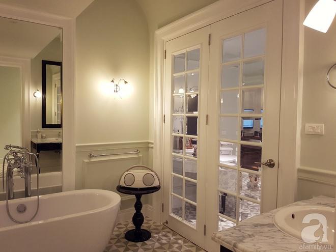 Căn hộ 230m² có phong cách nội thất mang đậm dấu ấn phương Tây của vợ chồng trẻ ở Hà Nội - Ảnh 20.