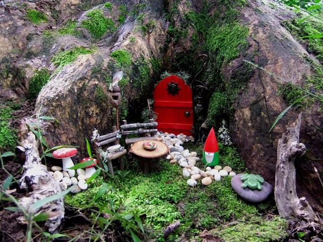 Khu vườn ở sân sau nhà sẽ trở thành chốn thần tiên nếu biết sử dụng những đồ trang trí như thế này - Ảnh 3.