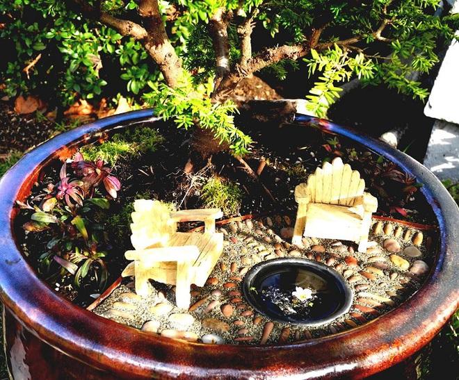 Khu vườn ở sân sau nhà sẽ trở thành chốn thần tiên nếu biết sử dụng những đồ trang trí như thế này - Ảnh 10.