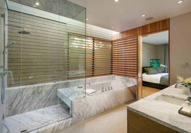 Ngôi nhà vừa ấm áp vừa gần gũi với người dùng chỉ nhờ chất liệu đơn giản này - Ảnh 10.