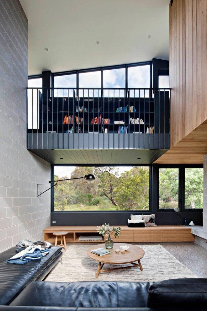 Ngôi nhà nằm giữa núi rừng gây ngạc nhiên vì quá đẹp và thơ mộng - Ảnh 2.