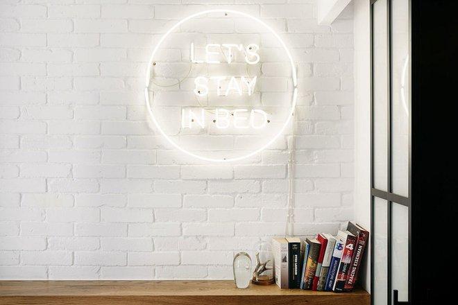 Thay đổi kết cấu của những bức tường, căn hộ này đem đến cho bạn vô vàn ý tưởng sáng tạo - Ảnh 3.