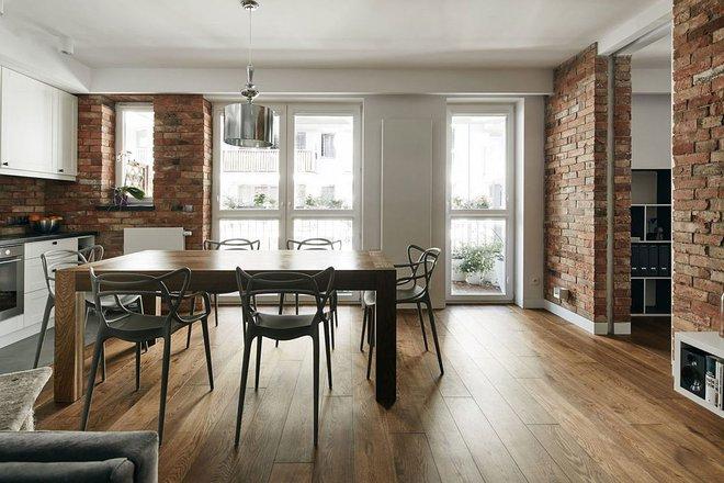 Thay đổi kết cấu của những bức tường, căn hộ này đem đến cho bạn vô vàn ý tưởng sáng tạo - Ảnh 6.