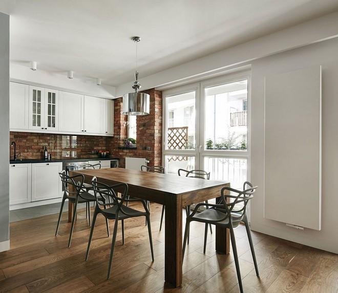 Thay đổi kết cấu của những bức tường, căn hộ này đem đến cho bạn vô vàn ý tưởng sáng tạo - Ảnh 7.