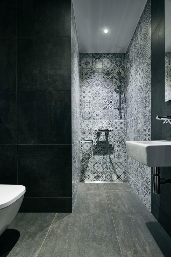 Thay đổi kết cấu của những bức tường, căn hộ này đem đến cho bạn vô vàn ý tưởng sáng tạo - Ảnh 11.