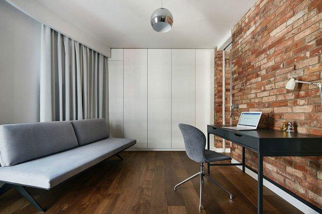 Thay đổi kết cấu của những bức tường, căn hộ này đem đến cho bạn vô vàn ý tưởng sáng tạo - Ảnh 12.