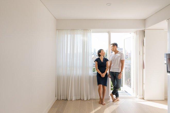 Áp dụng cách thiết kế của người Nhật, căn hộ 24m² trở nên rộng rãi và thoáng mát đến khó tin - Ảnh 1.