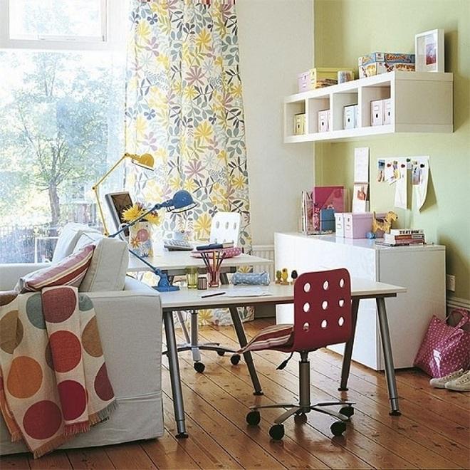 """Bố mẹ đã biết đến thiết kế """"bàn học đa năng"""" cho con chưa, tham khảo ngay để sắm cho bé nhé - Ảnh 1."""