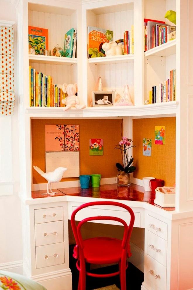 """Bố mẹ đã biết đến thiết kế """"bàn học đa năng"""" cho con chưa, tham khảo ngay để sắm cho bé nhé - Ảnh 6."""