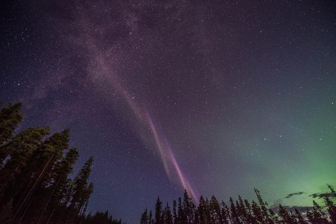 Hiện tượng mới trên bầu trời còn kỳ lạ hơn cực quang - Ảnh 3.