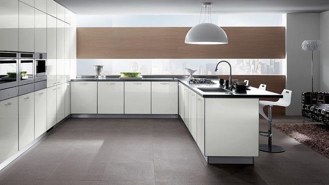 Lối chơi màu mới trong phòng bếp: Chỉ 2 sắc màu thôi là đủ cân cả thế giới - Ảnh 3.