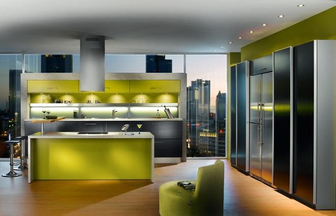 Lối chơi màu mới trong phòng bếp: Chỉ 2 sắc màu thôi là đủ cân cả thế giới - Ảnh 10.
