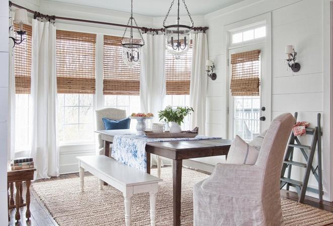 Tận dụng ngay thảm trải sàn dưới bàn ăn, ngôi nhà sẽ trở nên thanh lịch và sang trọng hơn hẳn - Ảnh 5.