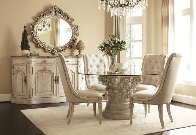 Tận dụng ngay thảm trải sàn dưới bàn ăn, ngôi nhà sẽ trở nên thanh lịch và sang trọng hơn hẳn - Ảnh 9.