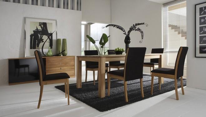 Tận dụng ngay thảm trải sàn dưới bàn ăn, ngôi nhà sẽ trở nên thanh lịch và sang trọng hơn hẳn - Ảnh 10.