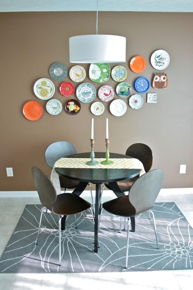 Tận dụng ngay thảm trải sàn dưới bàn ăn, ngôi nhà sẽ trở nên thanh lịch và sang trọng hơn hẳn - Ảnh 15.